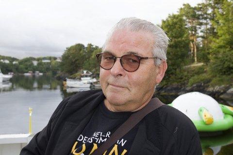 Atle Hansen: Lanserer sin nyeste roman, «Maria Møy» lørdag i Leirvik.