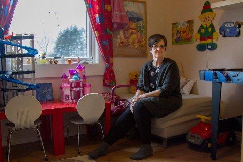 LEKEROMMET:  Marit Kvalheim Heien har drevet beredskapshjem for barn.