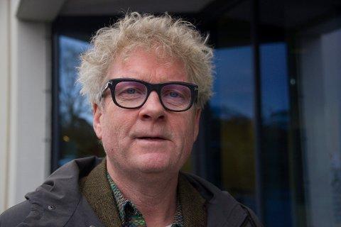 VAMPS FRONTMANN: Øyvind Staveland hadde ett godt år i 2017.