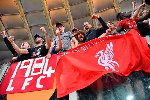Liverpool-fansen må betale dyrt for å se mesterligafinalen i Kiev. Foto: Ettore Ferrari/ANSA via AP / NTB scanpix