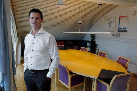 Haugaland tingrett mener konkursboet og bostyrer Trond Jarle Bachmann har et reelt behov for å få avklart kravet mot AIG.   Arkivfoto: Harald Nordbakken