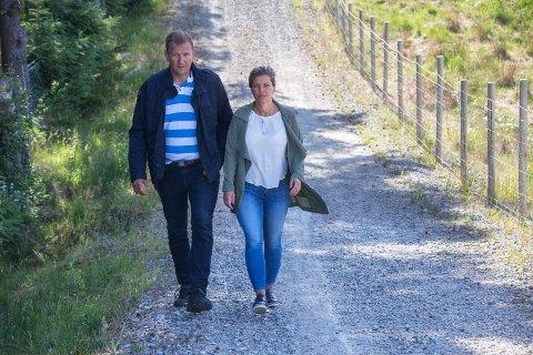 ÅPNE: Ole og Marianne Bjelland velger å være åpne om overgrepsanklager og barnevernets inngripen i famillielivet. For at folk skal få vite hvordan man kan rammes, og hvor vanskelig det er å forsvare seg.