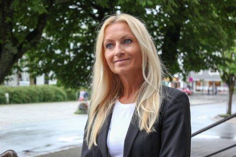 DAGLIG LEDER: Ingeborg Sveen Brunborg.