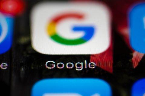 Google sporer dine bevegelser og lagrer posisjonsdata selv når du har skrudd av posisjonsloggen på din enhet, ifølge AP. Illustrasjonsfoto: AP Photo/Matt Rourke