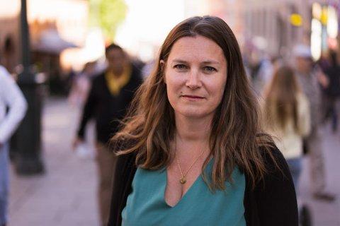 AV OG TIL: - Det viktigste med slike tester er å øke bevisstheten rundt hvordan man selv drikker, sier Randi Hagen Eiksrud, generalsektretær i AV-OG-TIL.