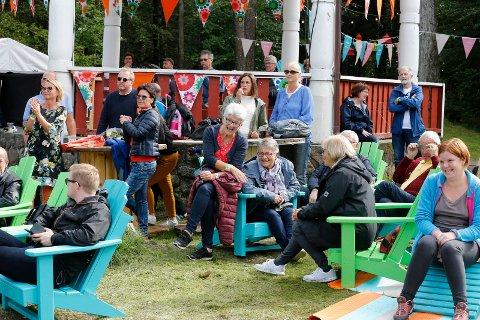 Haugesund 2608 2018 Den Festivalen i Vangen: