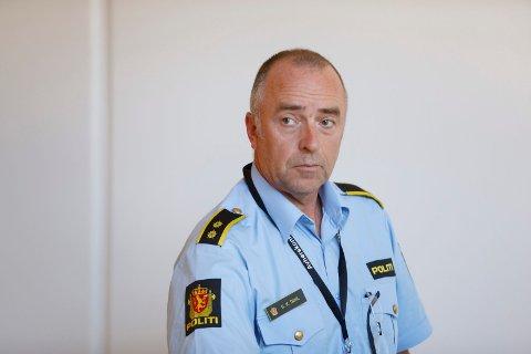 Etterforskningsleder Bjørn Kåre Dahl i Varhaug-saken har fått inn en betydelig mengde tips fra publikum. Foto: Ole Berg-Rusten / NTB scanpix