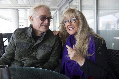 HANNE KROGH: Bernhard Gismervik og Munor har invitert Hanne Krogh med gjester til konsert i Festiviteten.