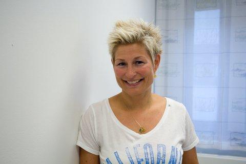 MED I PROSJEKTET:  Reidun Enehaug er en av hundre lokale personer som er med i forskningsprosjektet ved Haugesund sjukehus. Lignende studier har aldri blitt utført på verdensbasis.