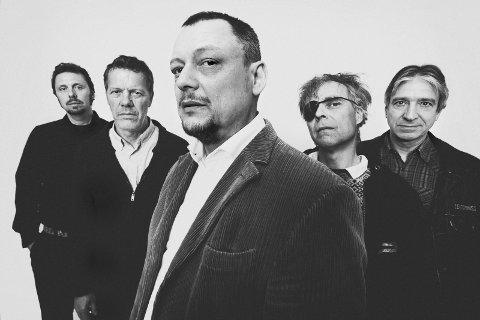 RAGA ROCKERS:  Stor interesse for Raga Rockers og utsolgt på Flytten pub.