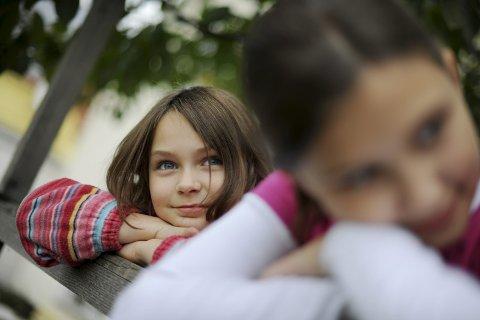 OPPVEKST: Alle barn skal få oppleve en trygg og god oppvekst. Det er vi glade for at dette budsjettet bidrar til, skriver Kjartan Alexander Lunde og Bjørn Gunnar husby. Ill.foto: NTB scanpix
