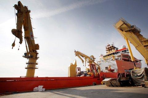 KORT FRIST: Innen 23. januar må rederiet Solstad vurdere verdien på de 140 skipene sine på nytt.