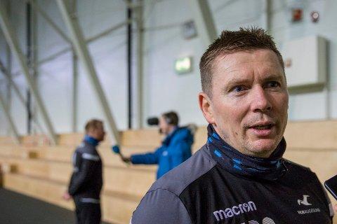 MØTER BRANN: FKH og Jostein Grindhaug møter Brann lørdag - direkte på h-avis.no.