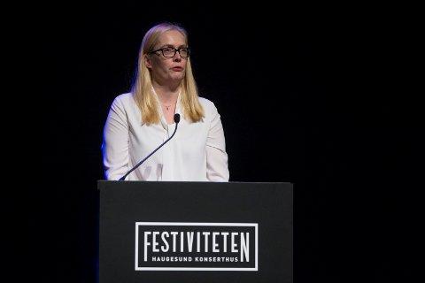 Tonje Hardersen, festivaldirektør for Den Norske Filmfestivalen.