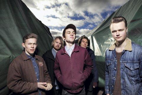 HONNINGBARNA: Byr på punk anno 2019 på Høvleriet.