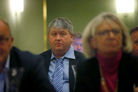 IKKE ENIG: Arne Trygve Løvvik (Frp) har en annen virkelighetsoppfatning enn Åse Viland.