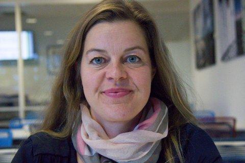 OPPDRAG UTFØRT: Kulturnatt-leder Elsa Aanensen.