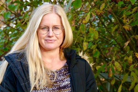 BLE UFØR: - Jeg tror folk begynner å få øynene opp for at eksem er mer enn bare litt kløe, sier Helle Vestby Talmo som er leder i Psoriasis- og eksemforbundets eksemutvalg.
