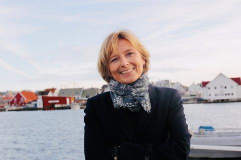 Haugesund01112019: Lilla Sølhusvik fra Haugesund er journalist, forfatter og har jobbet i NRK i 25 år