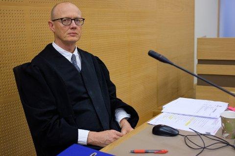 Statsadvokat Folke Åmlid mente passende straff ville vært fengsel i fem år.. Foto: Terje Størksen