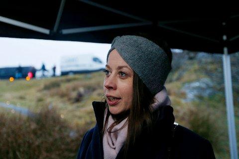 Linn Therese Erve (Ap), ordfører i Sveio, vil prioritere Hordfast. Hvis ikke fylkestinget vil det, kan det bli startet et arbeid med sikte på å melde Sveio ut av Vestland.