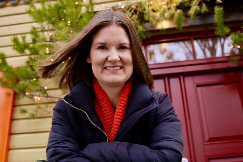 Haugesund 13 12 2019: Helene Skeie Østhus overtok som virksomhetsleder i Kirkens Bymisjon november 2019