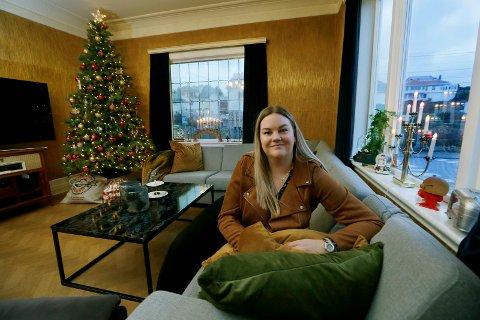 Haugesund 041219 Kirsten Gunderstad Hauen har kjøpt gammelt hus  og skal rehabilitere det