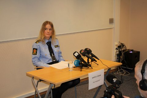 Politiadvokat Marte E. Lysaker.