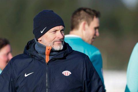 FOR EN AVSLUTNING PÅ SESONGEN: – Dette blir veldig, veldig spennende og gir alle som er i og rundt klubben en veldig «boost», sier Avaldsnes-trener Thomas Dahle.