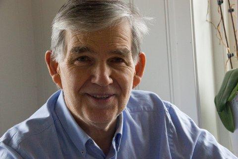 HJERTESYK: - Jeg står på listen for å få nytt hjerte, sier Martin Laurhammer (65) ikke lenger orker så mye på grunn av en betennelse i hjertet.