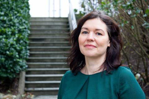 FØLGER OPP: Kommuneoverlege Katrine Marie Haga Nesse i Karmøy kommune.