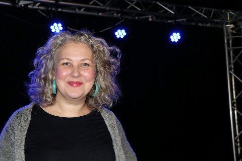 Skuespiller Ane Skumsvoll.