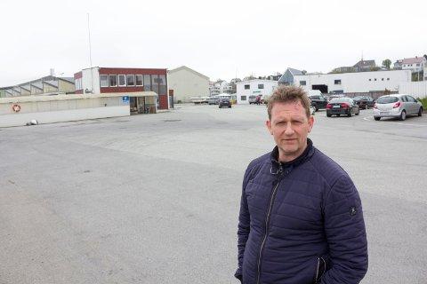 Robin Hult vil starte ny tradisjon i Kopervik.
