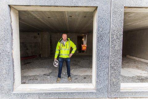 KONKURS: Øystein A. Grønhaug har stått bak store prosjekter som Kvednatunet og Nordsjø Kontorpark de siste årene. Nå konkursbehandles hans selskaper.