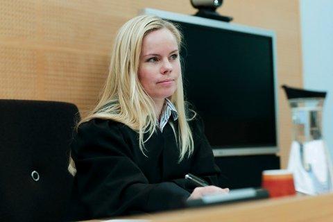 Fikk medhold: Statsadvokat Henriette Kvinnesland ba om lovens maksgrense for samfunnsstraff, kombinert med to måneders fengsel.