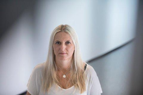 ORIENTERTE: Barnevernsleder Stine Heinz har orientert kommunestyret i Tysvær om status for barnevernssaker de siste årene.
