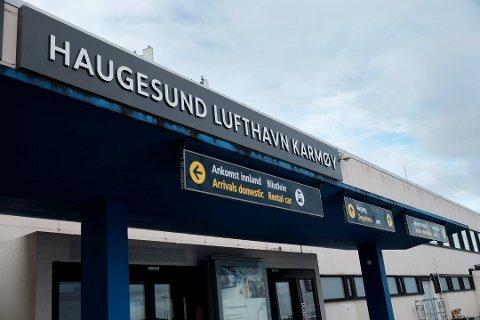 NYE RUTER: Fra høsten av blir det flere utenlandsruter fra Haugesund lufthavn Karmøy.