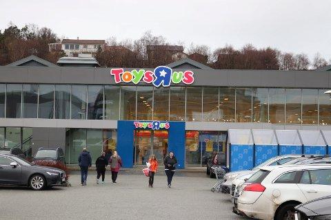 Toys R Us måtte stenge tidligere i år.