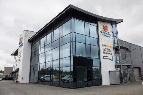 Nærenergi har hovedkontor i Aksdal næringspark.