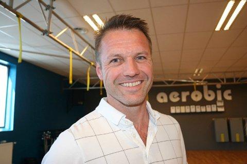 KLAR FOR TRIATLON: Kurt Misje og Haugesund Triatlonklubb.