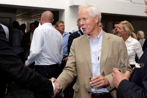 EIER: Johannes Østensjø er indirekte eier av 85,99 prosent av aksjene i Johannes Østensjø dy AS.