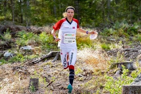 KLAR FOR «MESTERNES MESTER»: Anne Margrethe Hausken er en av deltakerne i programmets tolvte sesong. Foto: Geir Olsen / NTB scanpix