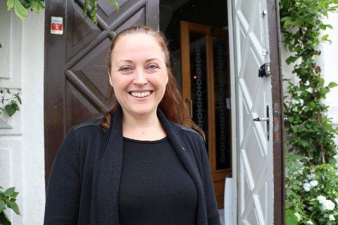 KRITISK: Signe Norbotten er leder i Utdanningsforbundet i Haugesund. Hun skulle gjerne sett at skolene i Haugesund brukte færre ukvalifiserte vikarer.