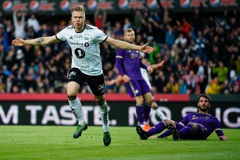 Alexander Søderlund vil ikke spille for landslaget.