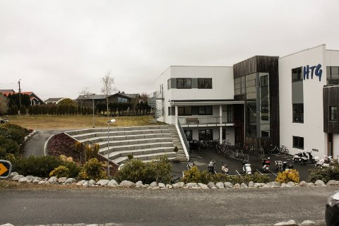 TI ÅR: Haugesund Toppidrettsgymnas flyttet inn i nybygg høsten 2009. Nå skal skolen utvides før den i tillegg åpner for ungdomstrinnet høsten 2020.