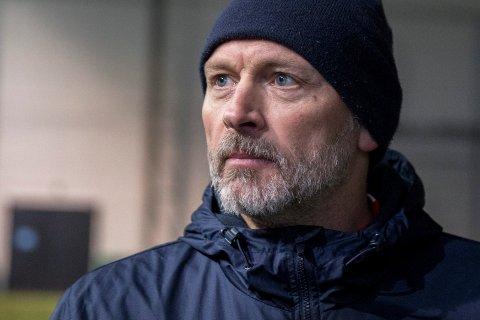 AVVISER AT HAN ER BEKYMRET: Avaldsnes-trener Thomas Dahle.