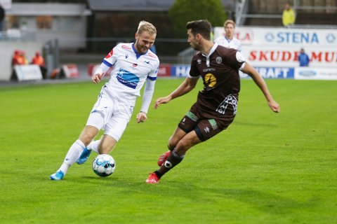 TILBAKE ETTER KARANTENE: Mikkel Desler starter for FKH