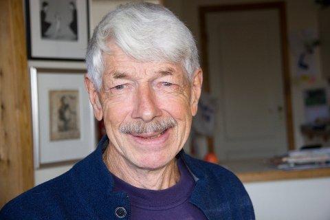TILFELDIG: - Jeg skulle fornye førerkortet for lastebil. Det berget livet, sier Tor Kyvik (80) som fikk kreft.