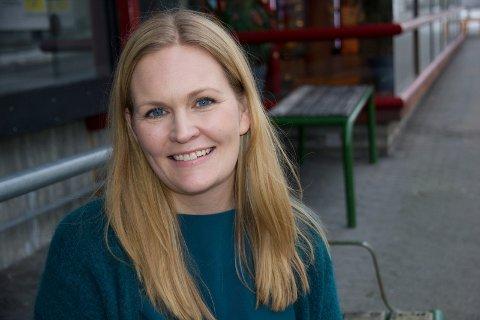 FLERE NORKE FILMER: - Kinoåret på Edda begynte trått, men nå kommer flere store norske filmer, sier kinosjef Marit Sætre Færevåg.