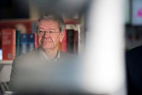 LA UT KORONA-INNLEGG: Haugesund-ordfører Arne-Christian Mohn la onsdag ut et Facebook-innlegg. Det har skapt reaksjoner.